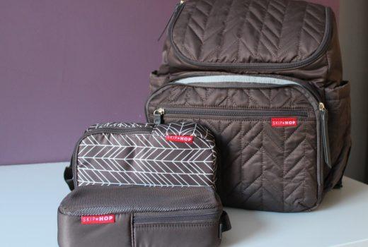 SkipHop Forma Changing Bag Diaper Bag