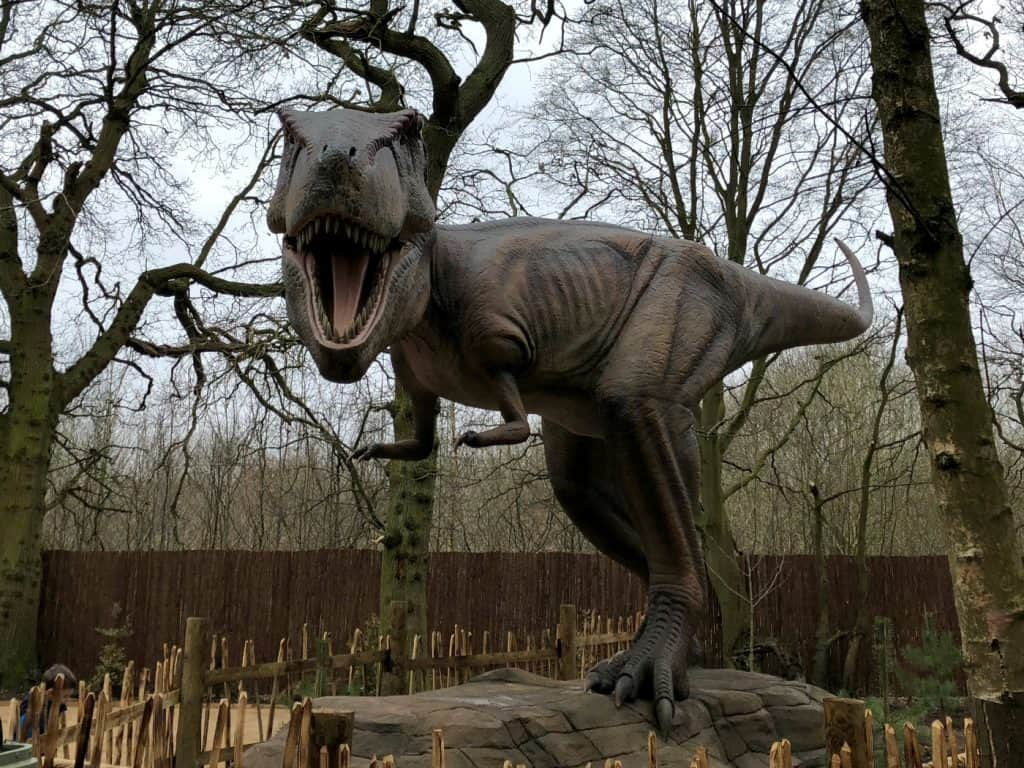 World of Dinosaurs Paradise Wildlife Park