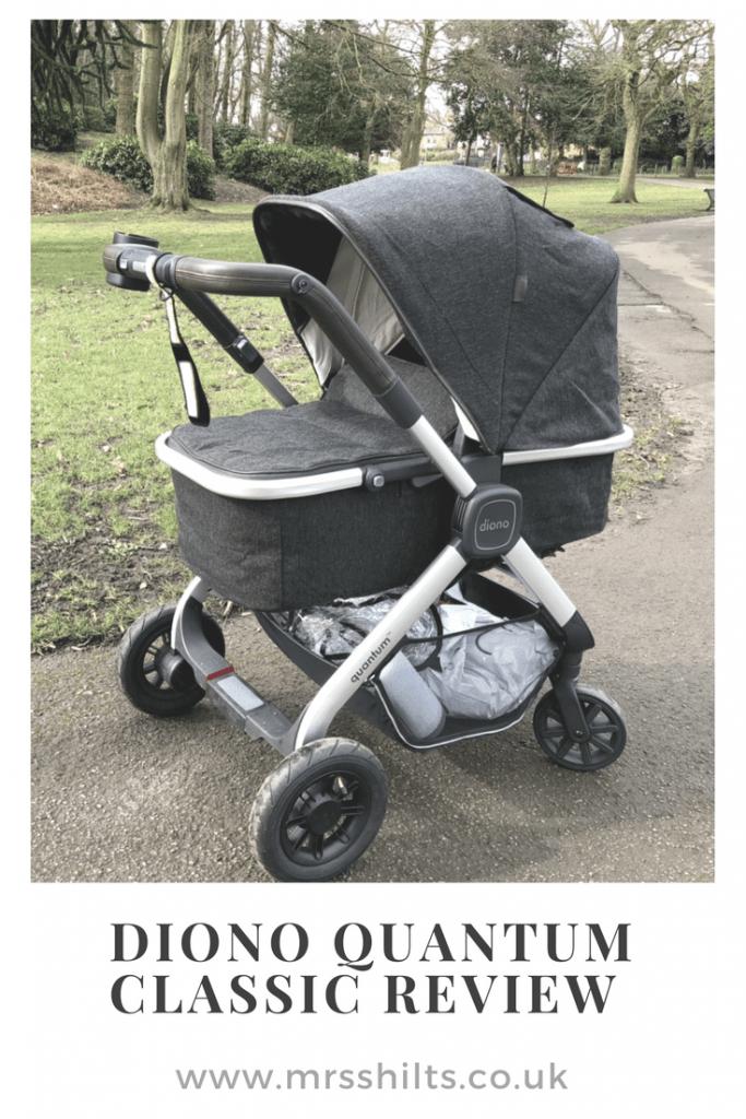 Diono Quantum Classic Review