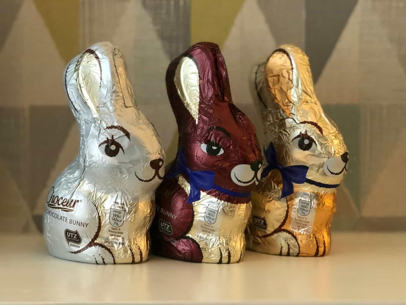Aldi chocs Easter 2018