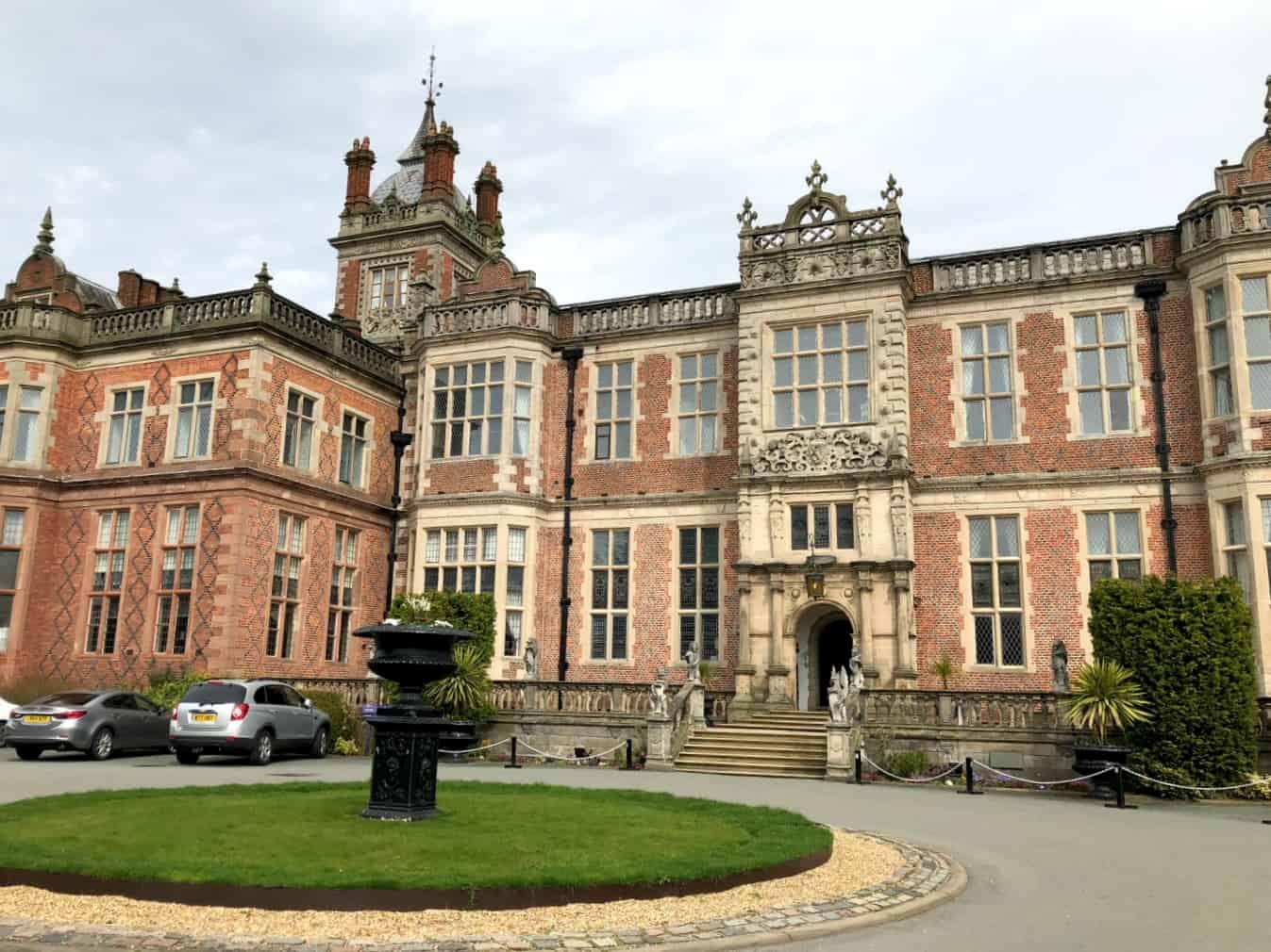 Crewe Hall Cheshire Hotel Mansion QHotel