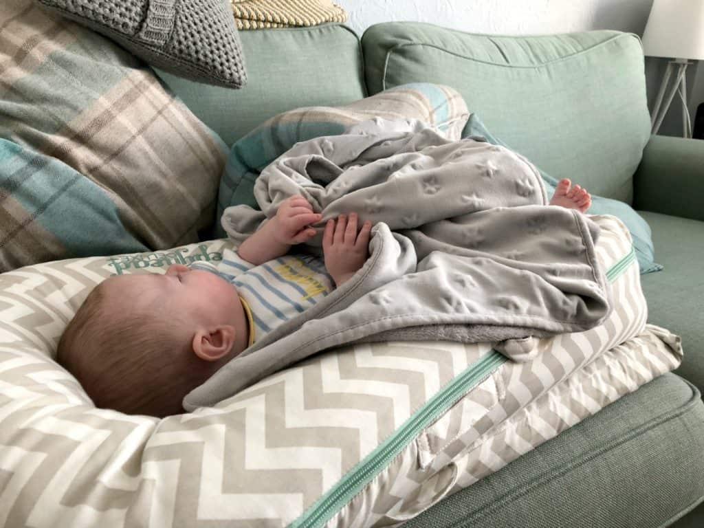 Sleepyhead Deluxe+ Pod Nest Baby