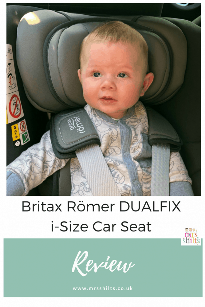 Britax Römer DUALFIX i-Size Infant Car Seat