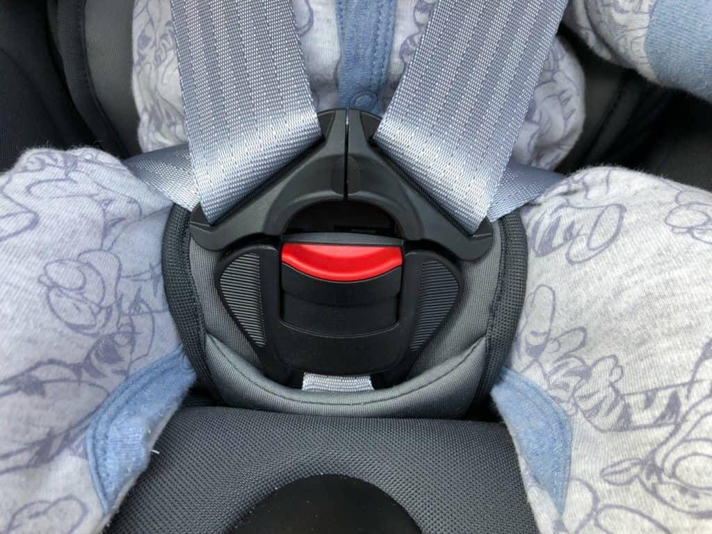 Britax Römer DUALFIX i-Size car seat