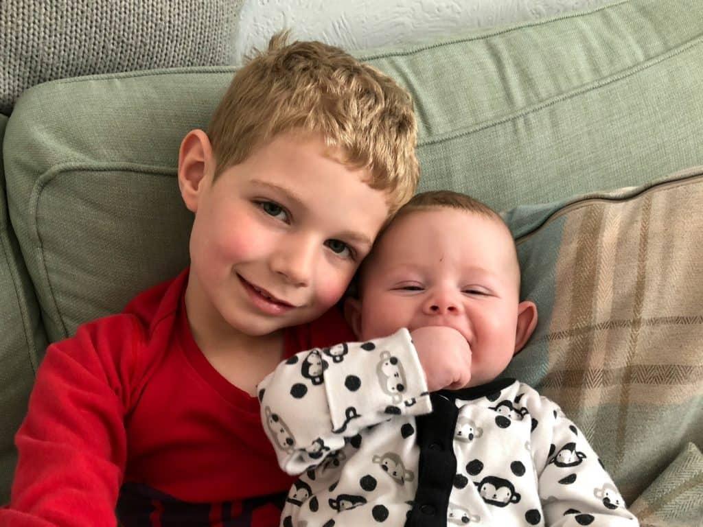 Shilton siblings May 2018