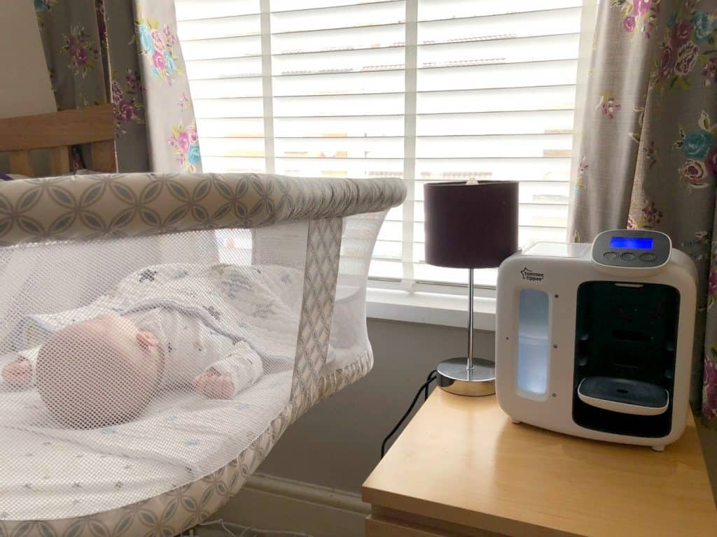 Tommee Tippee Perfect Prep Day and Night