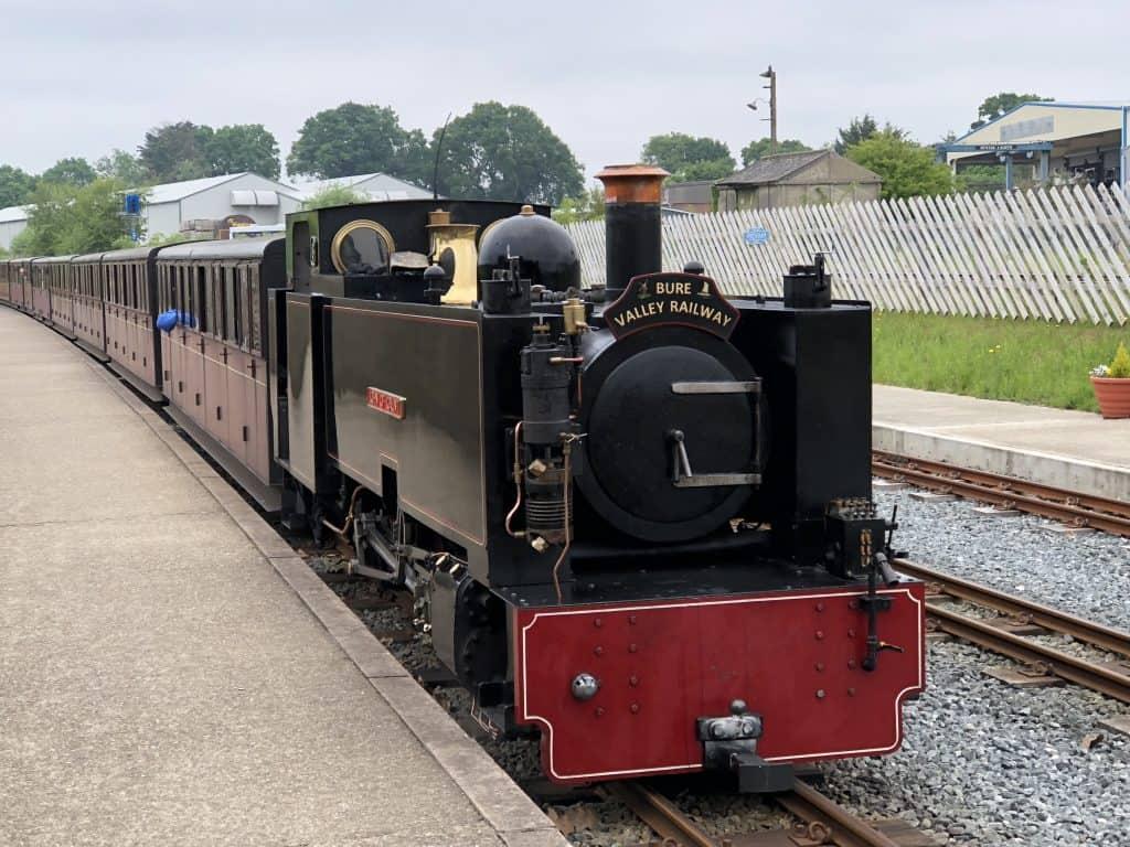 Burr Valley Railway