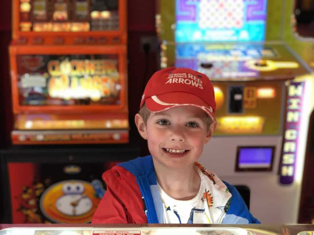 Arcades Cromer pier