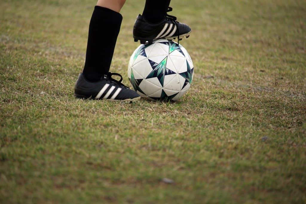 children football outdoors