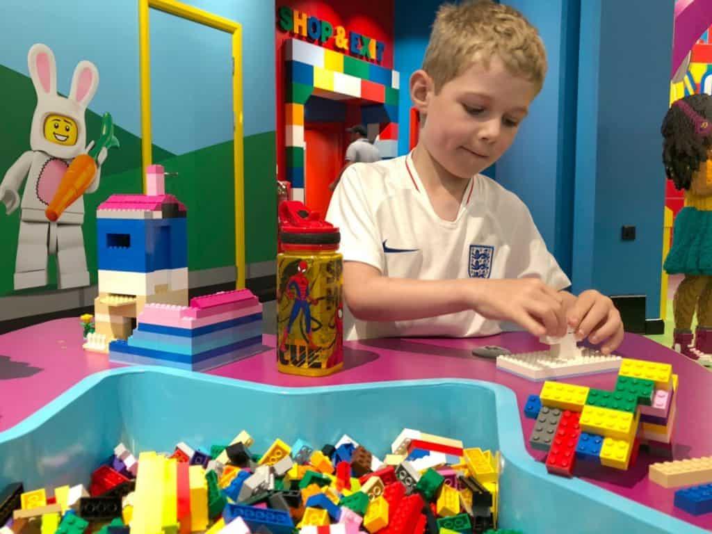Legoland Discovery Centre Birmingham