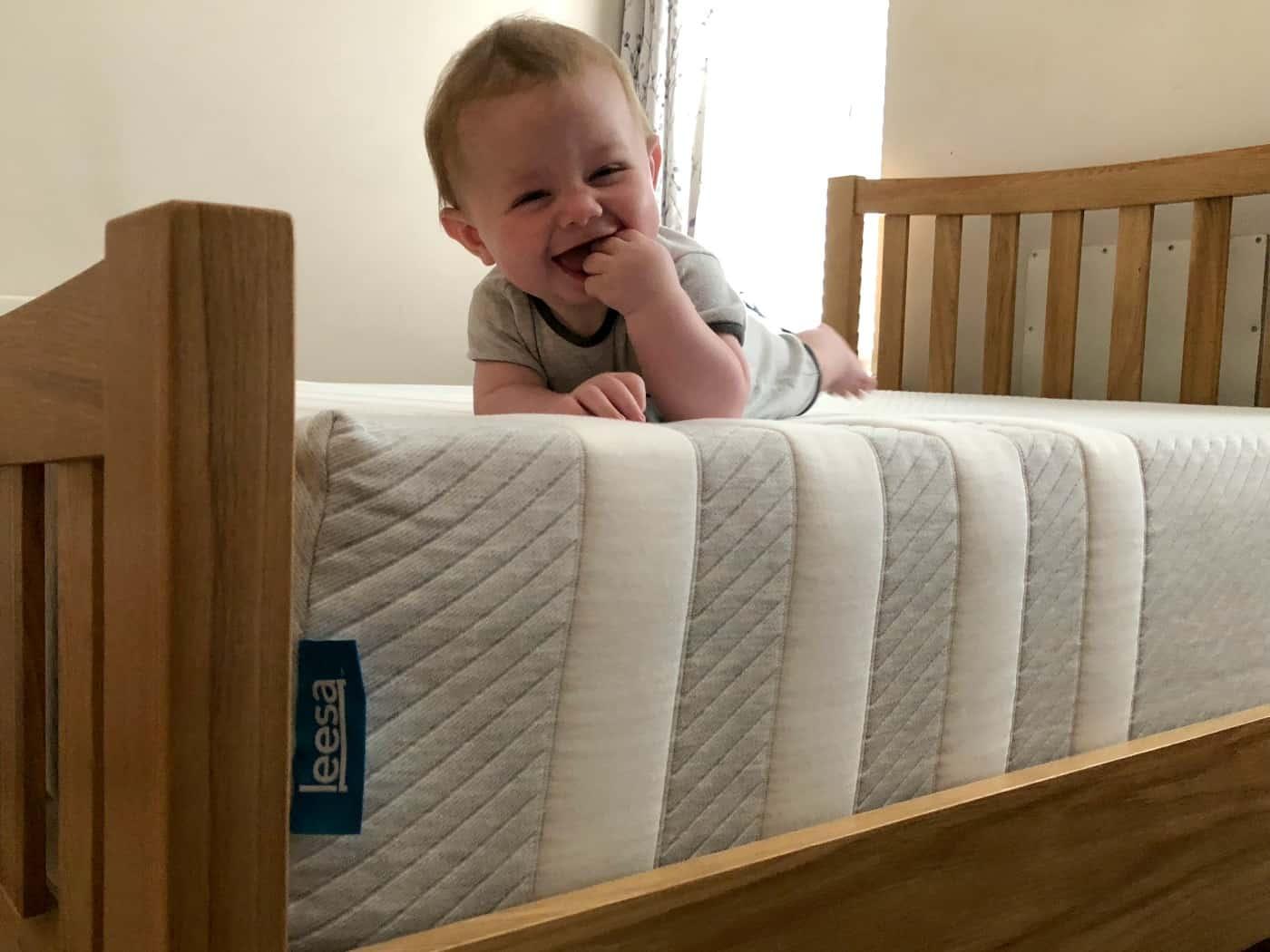 Leesa sleep mattress