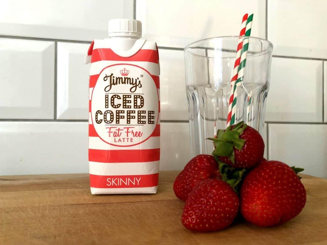 Skinny Jimmy's Iced Coffee