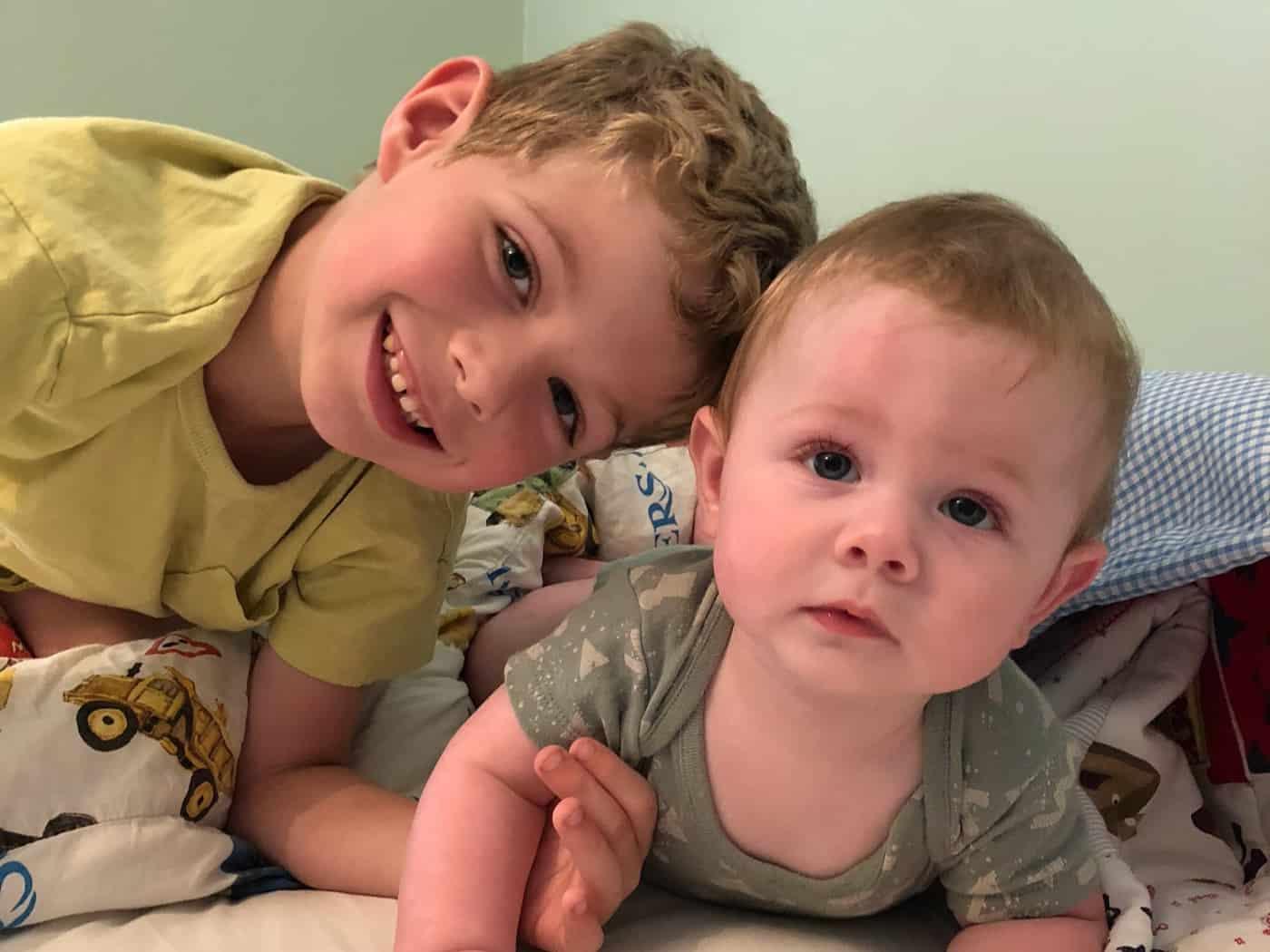 August Siblings 2018