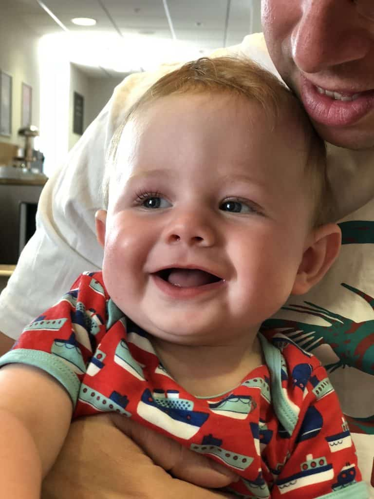 Freddie seven months