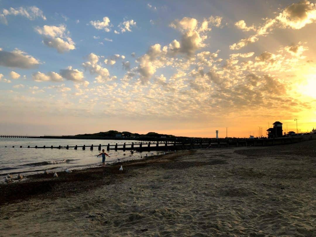 Sunset Littlehampton