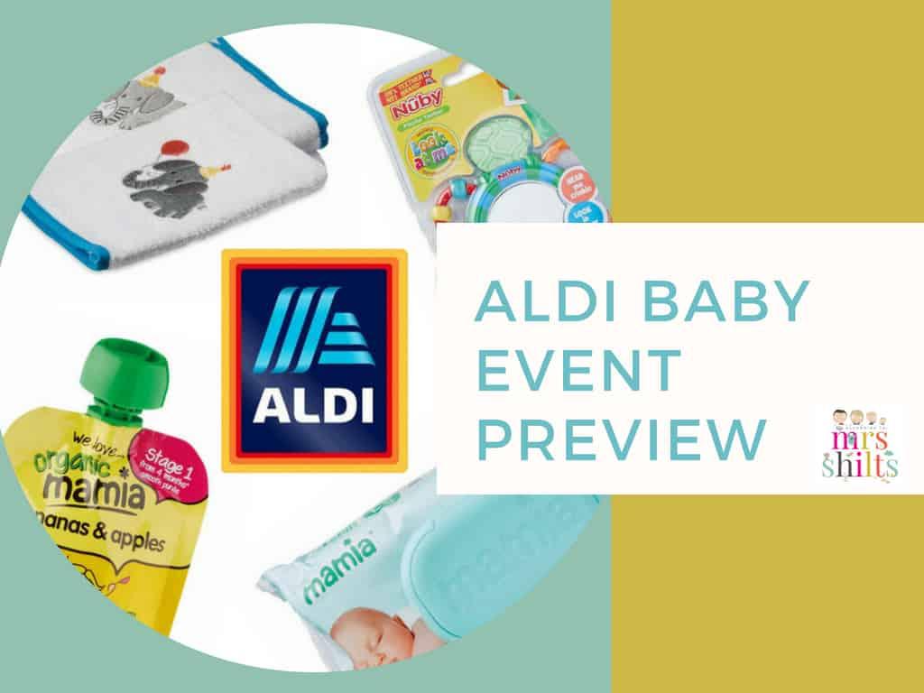 Aldi Baby Event