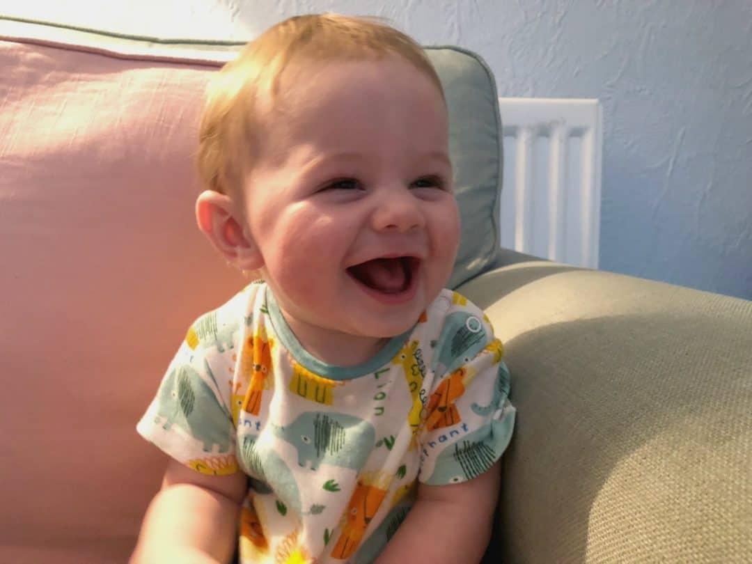 Freddie 8 months