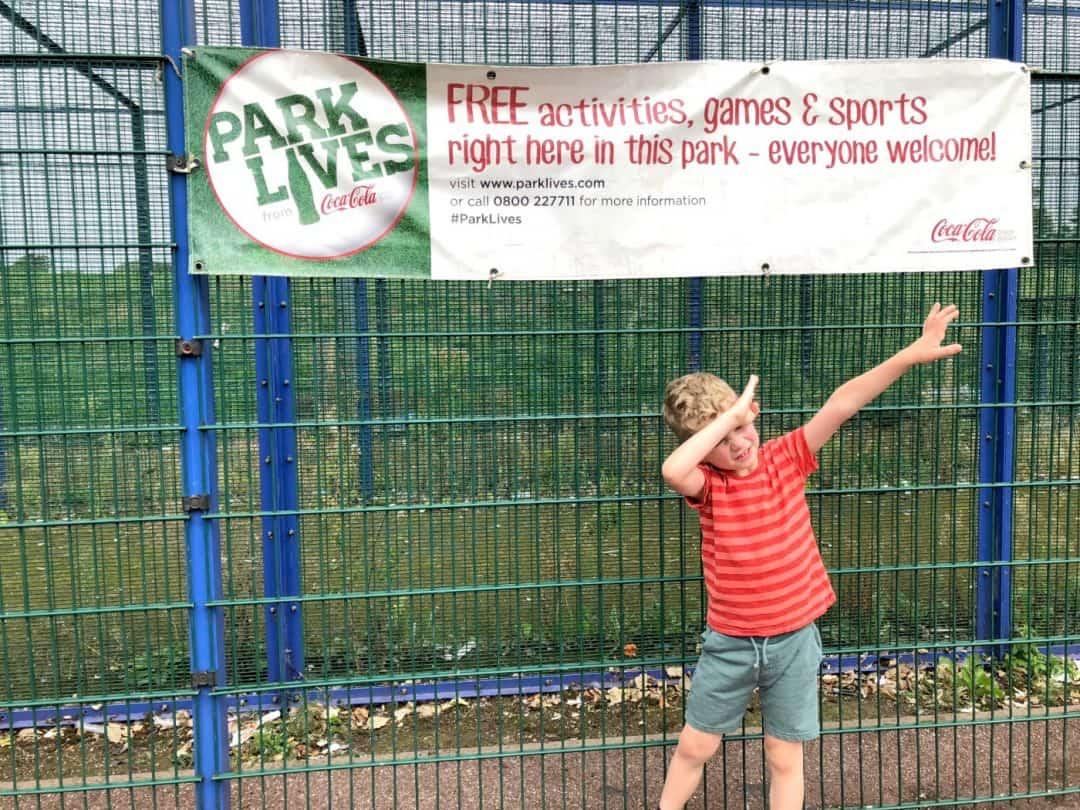 ParkLives Birmingham