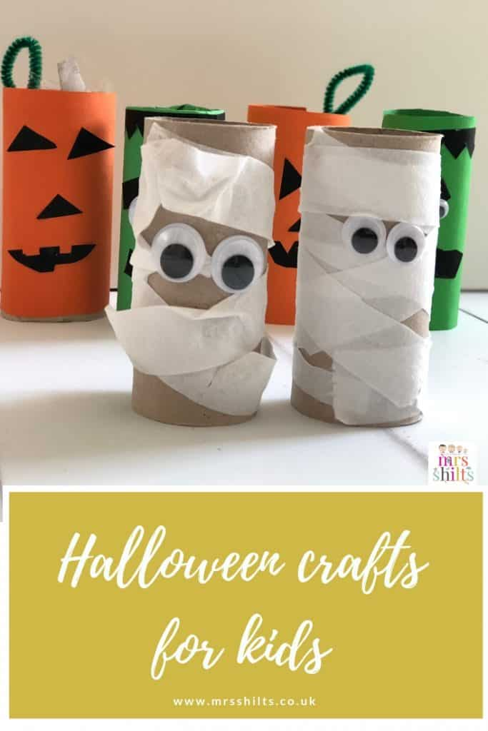 Yazoo Halloween Crafts