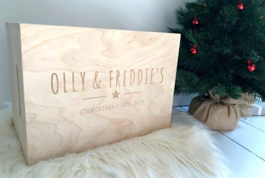 Baby's First Christmas - Dust and Things Christmas Eve Box