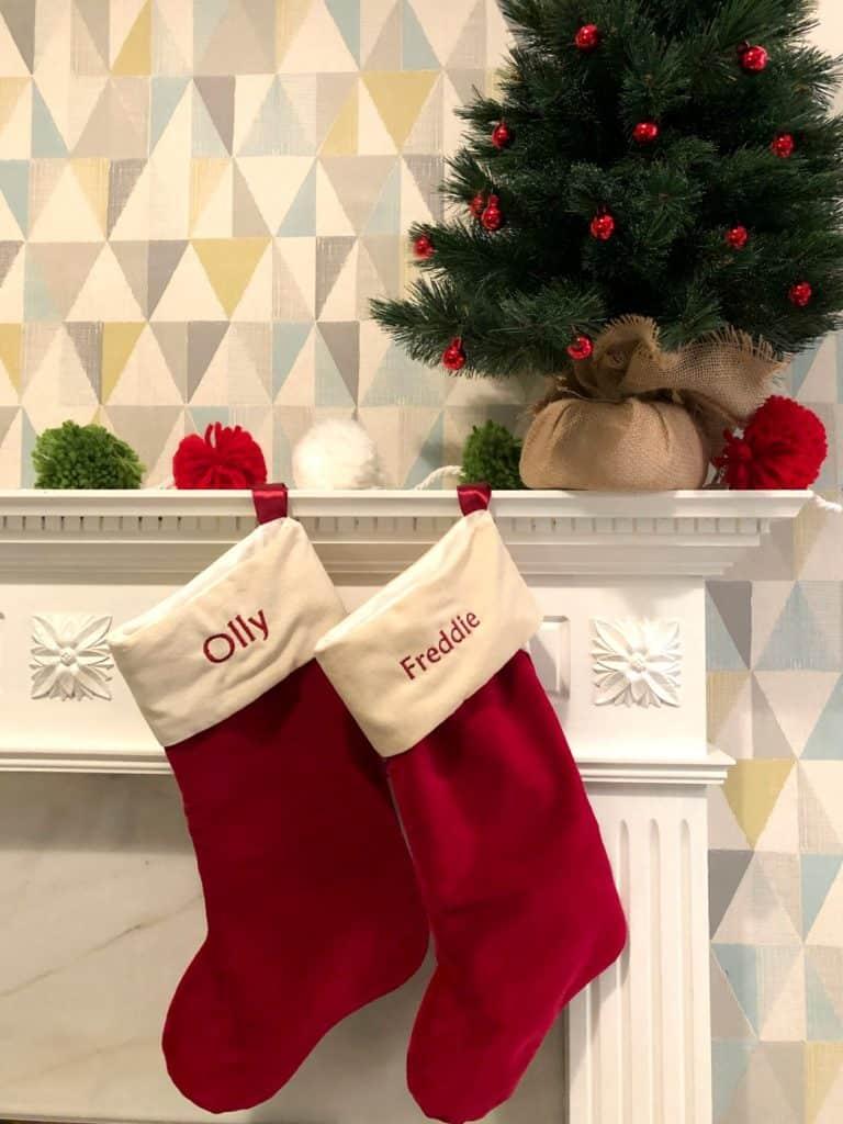 Babyblooms Christmas Stocking
