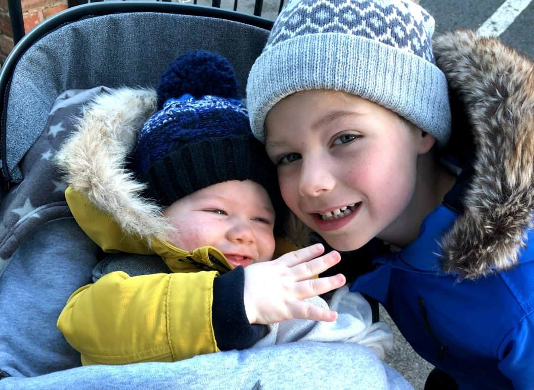 Siblings November 2018