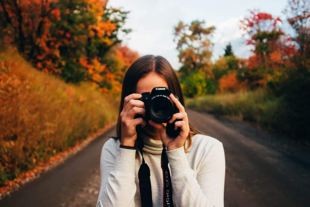 Autumn Lady camera