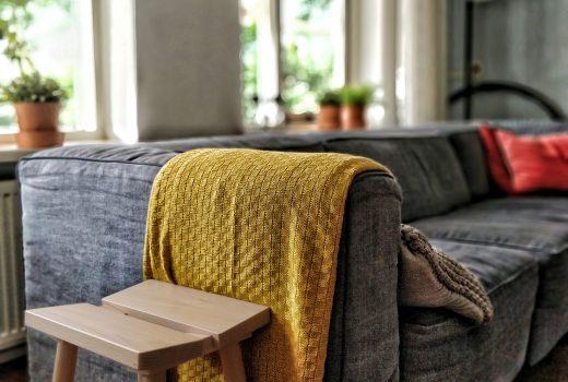 home sofa blanket