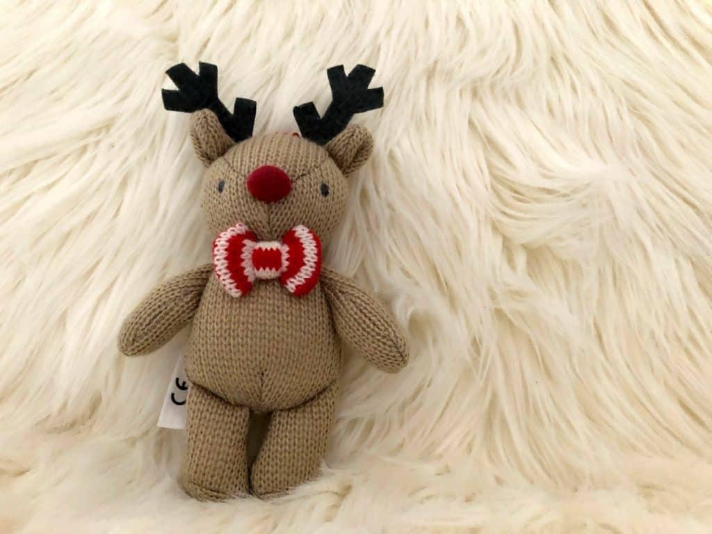 Christmas Eve Box reindeer The White Company