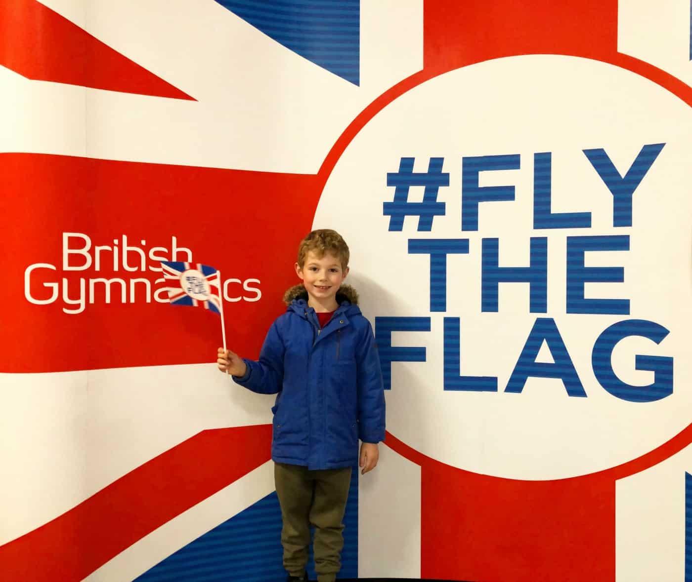 Gymnastics World Cup British Gymnastics