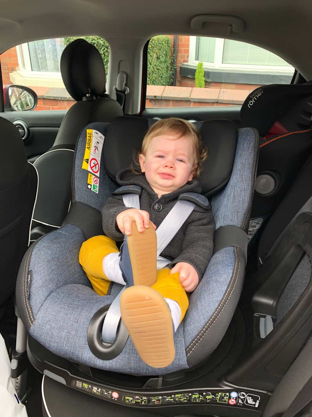 Britax Römer DUALFIX M I-Size Car Seat