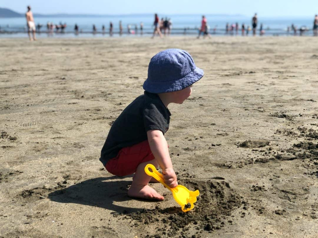 Freddie Looe Cornwall Beach