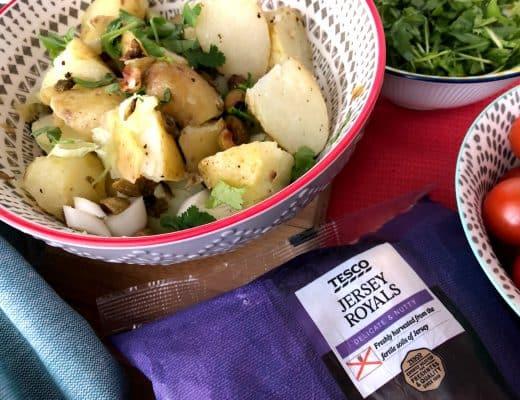 Tesco Jersey Royal New Potatoes