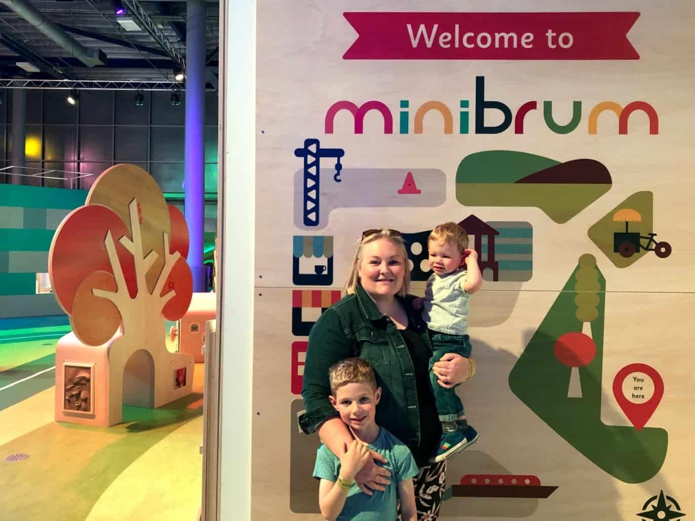 MiniBrum