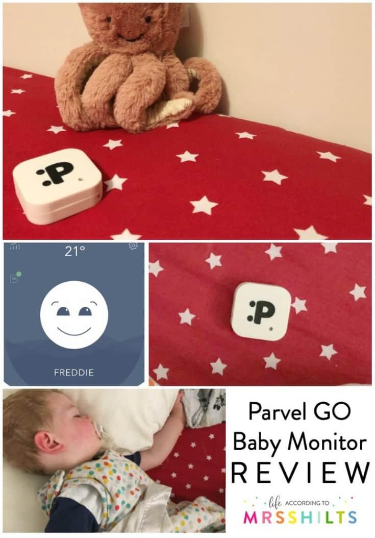 Parvel GO Baby Monitor