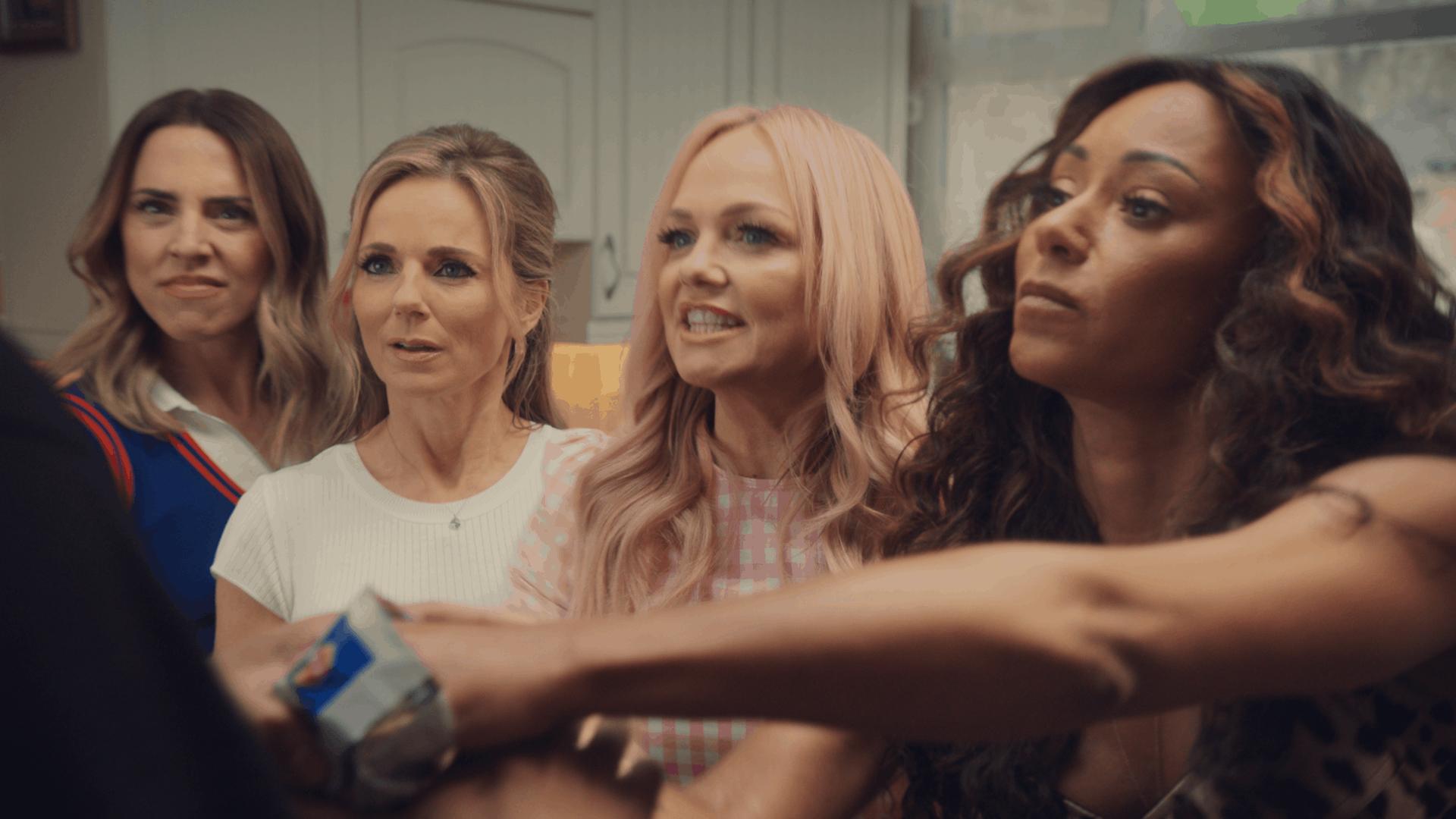Spice Girls Walkers
