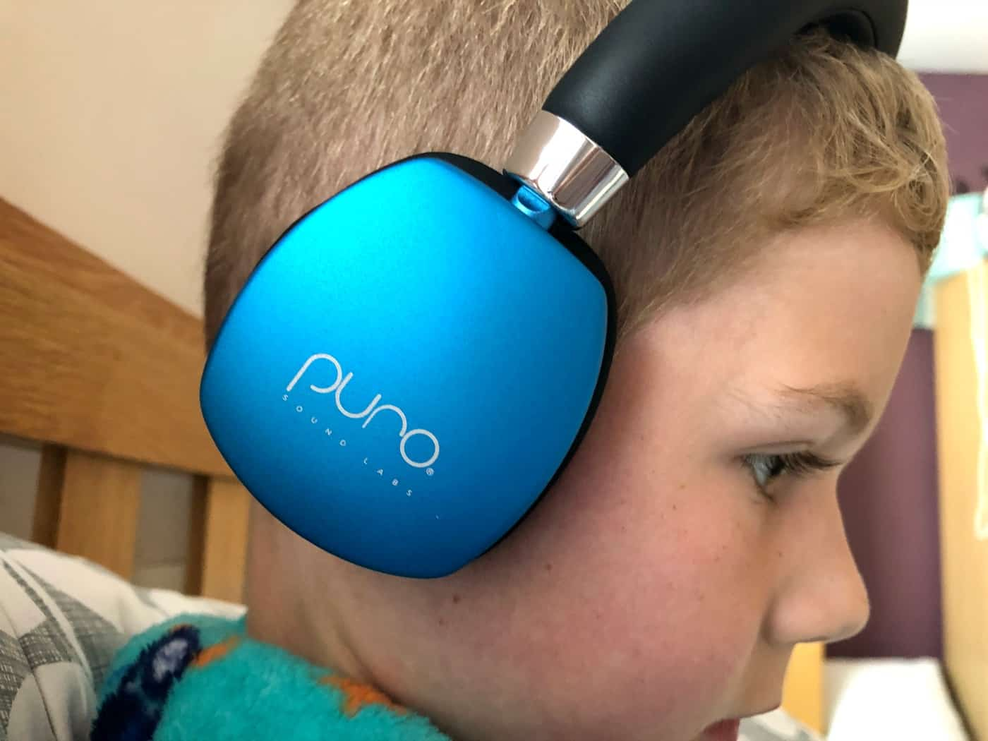 PuroQuiet headphones children