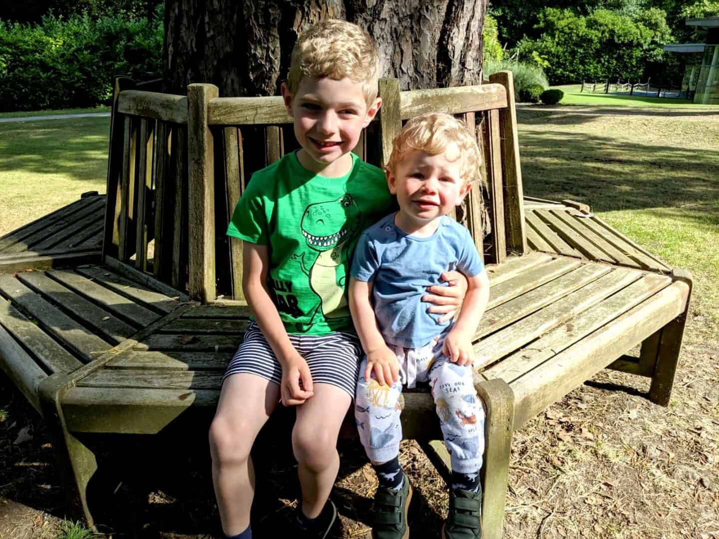 Shilton Boys Siblings July 2019