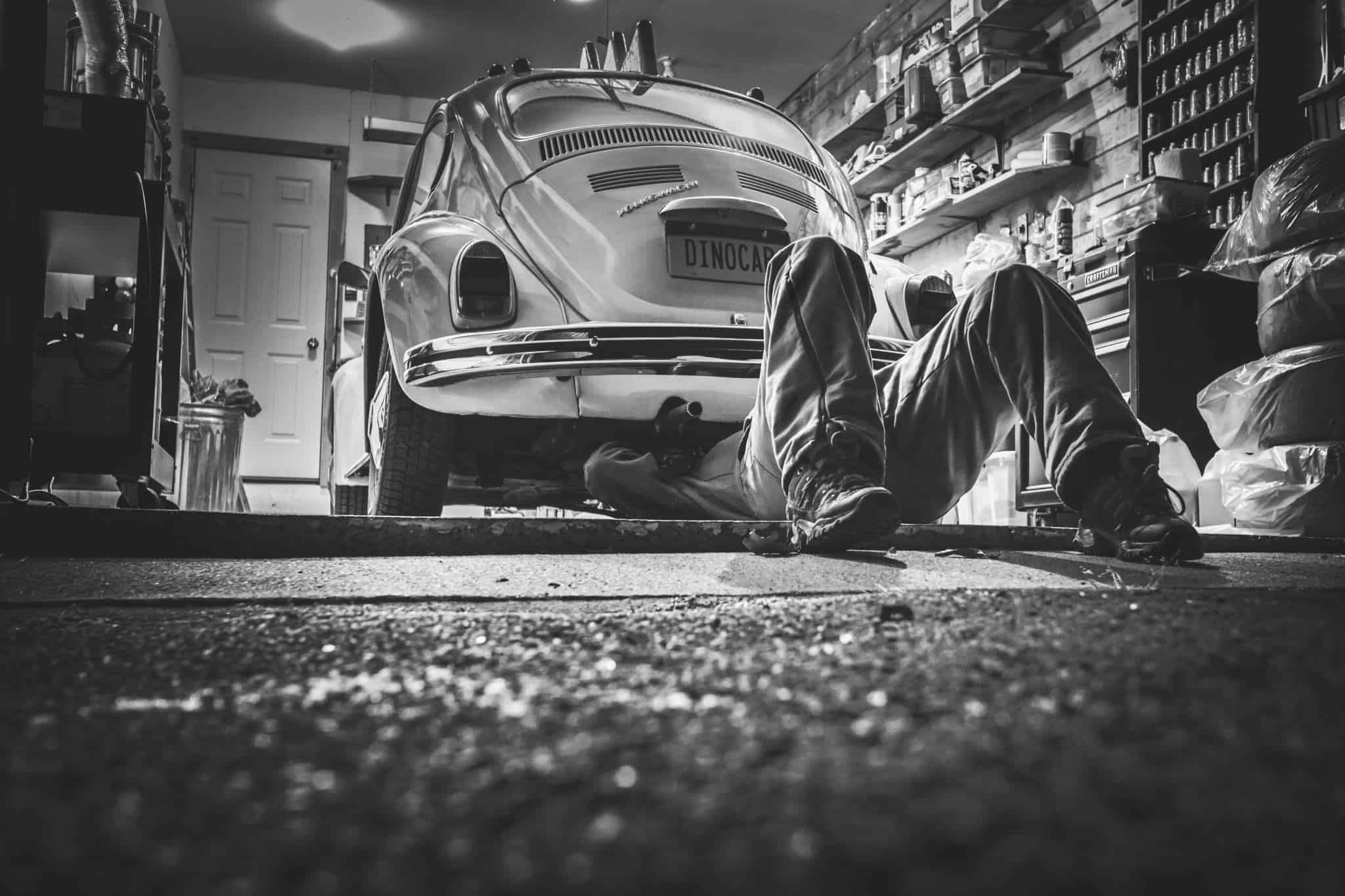 garages mechanics