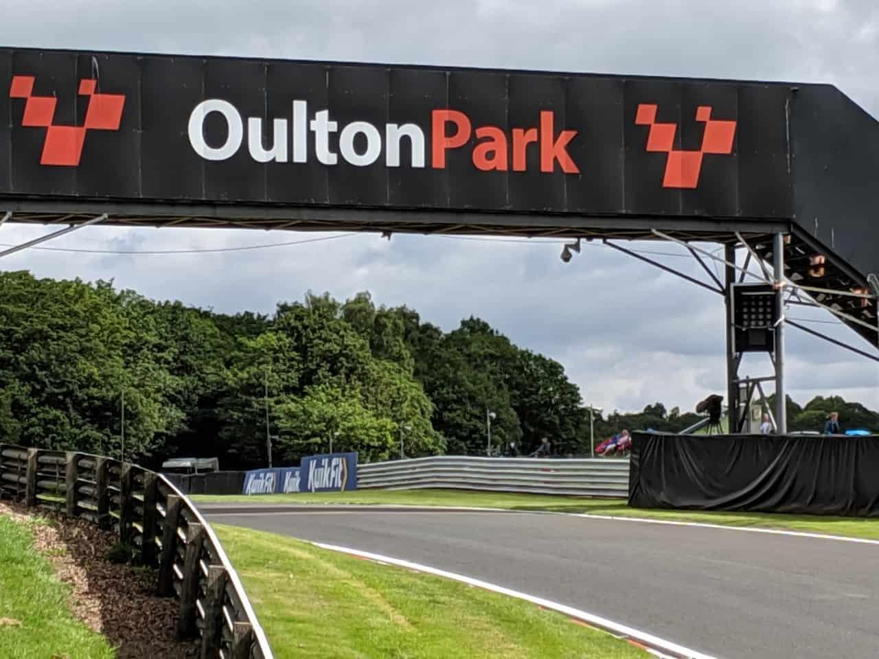 BTCC Oulton Park