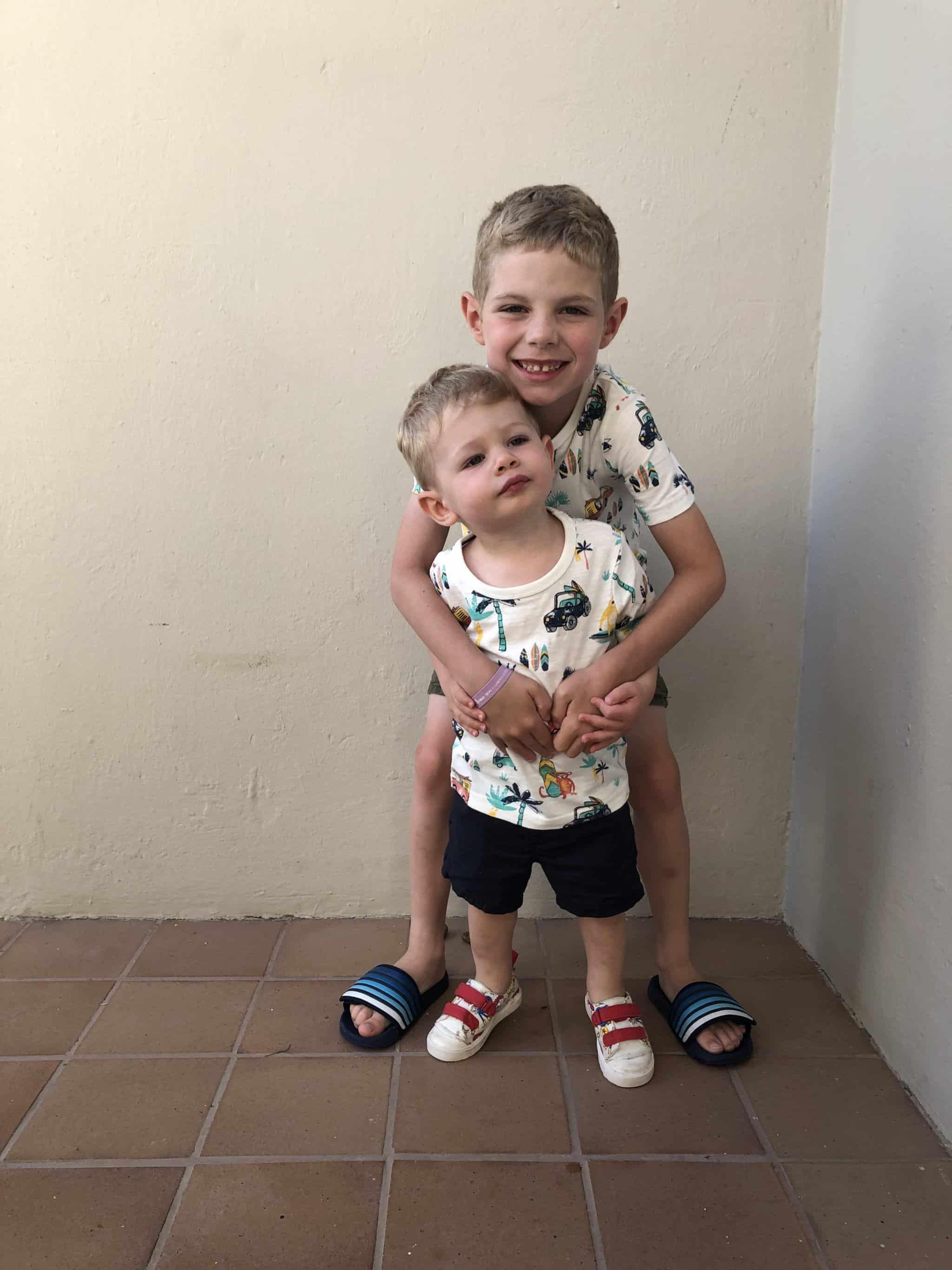 Siblings August 2019