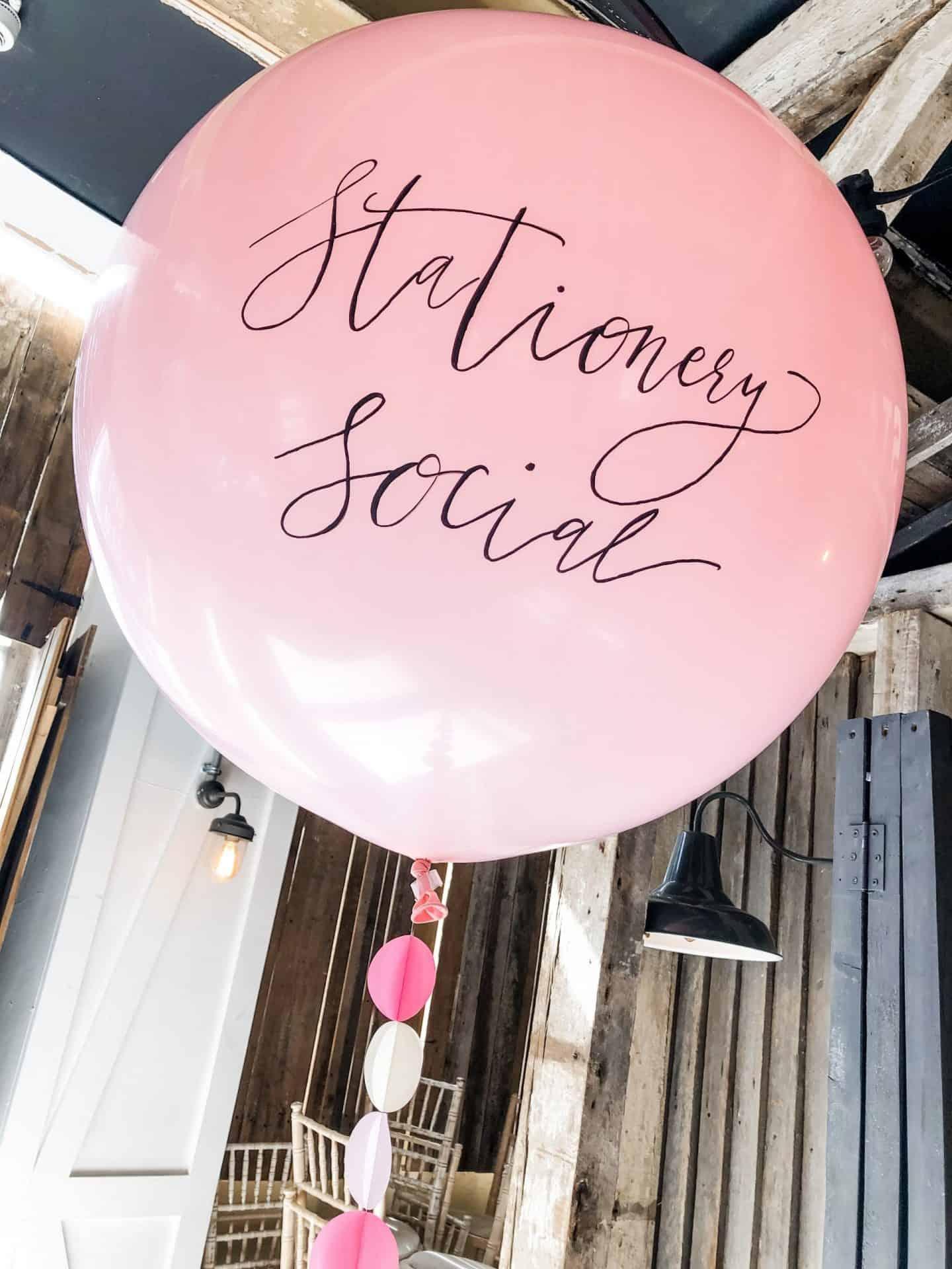 #StationerySocial2019
