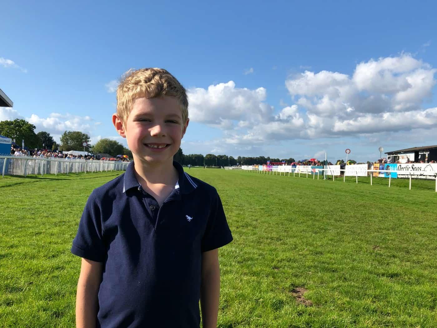 Family Fun Raceday Worcester Racecourse