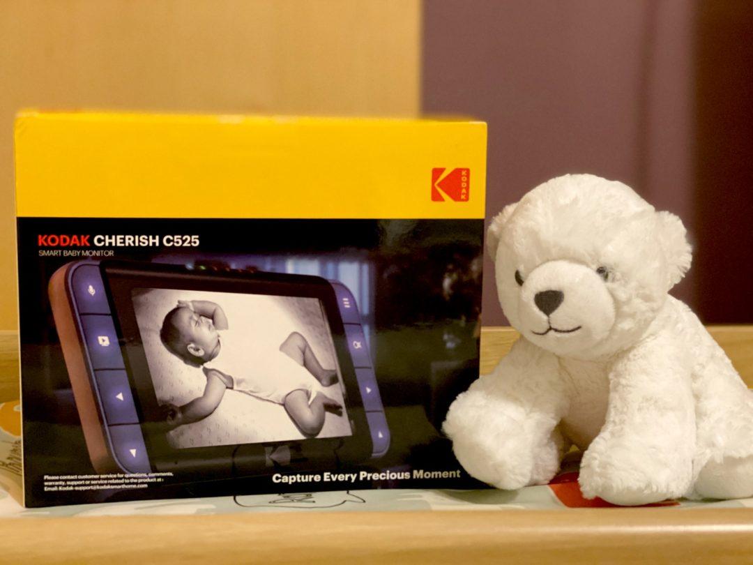 Kodak Smart Baby Monitor