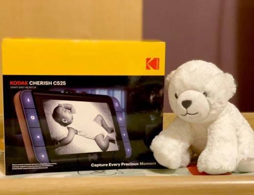 Kodak Smart Baby Monitor