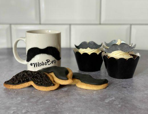 Mo4aBro Tea Cookies and Cupcakes