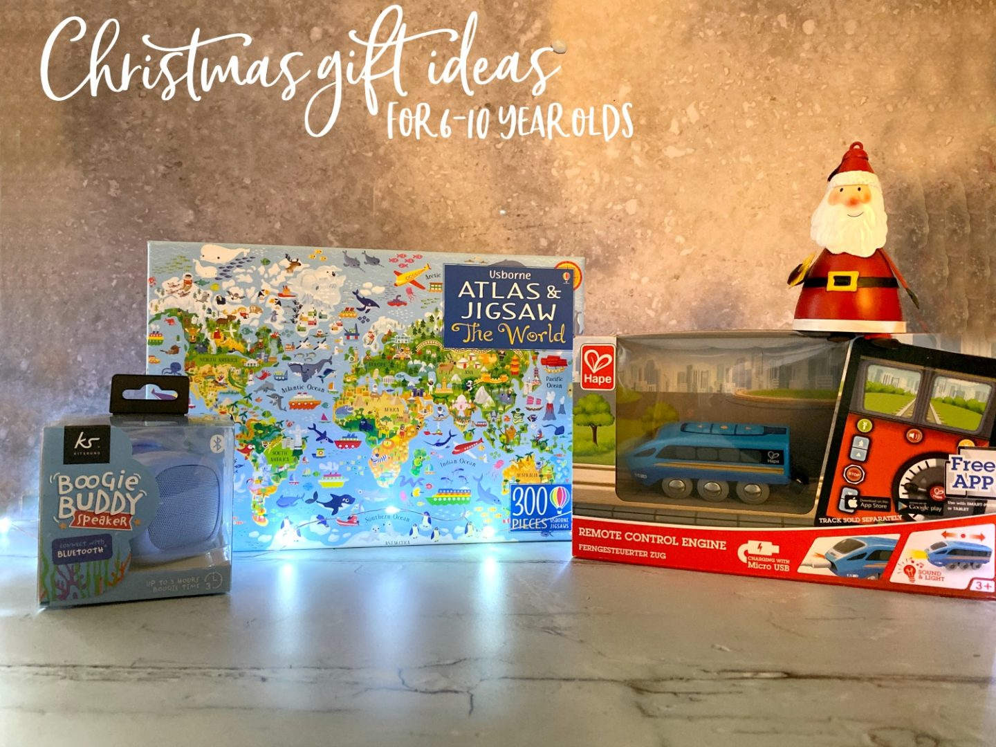 Christmas Gift Guide 6-10 year olds