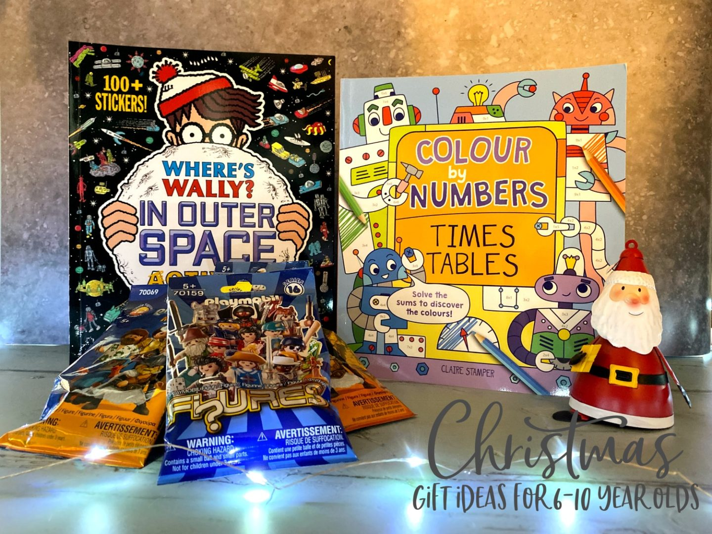 Christmas Gift Guide for 6-10 year olds