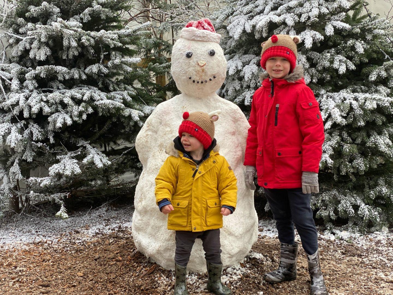 Siblings Shilton Boys December 2019