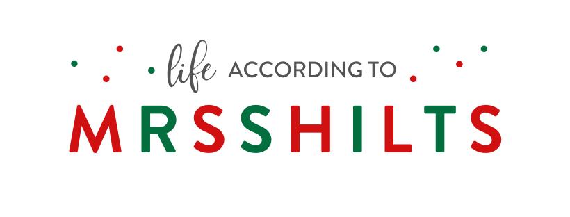 Life According to MrsShilts